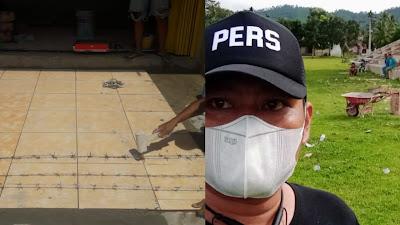Ketua AMTI Riau Sorot Stadion Mini Desa Gema Kampar Kiri Hulu, Diduga Syaratnya Terlaksana !