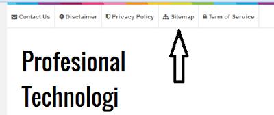 Cara Membuat Sitemap Untuk Blog Paling Mudah dan 100% SEO Friendly