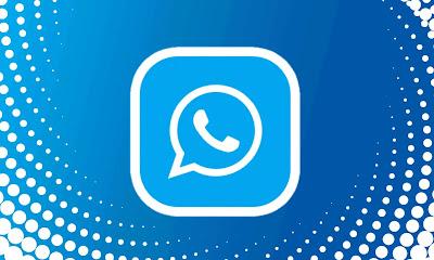 تحميل تطبيق واتس اب الأزرق V10 آخر نسخة 2021 ضد الحظر