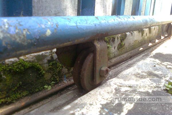 Kesalahan dalam Pembuatan Pintu Pagar Geser