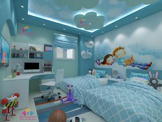 افكار غرف نوم اطفال حديثة (٥)