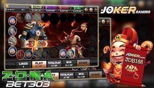 Joker Gaming   Slot Online Terbaru Di Agen Joker123