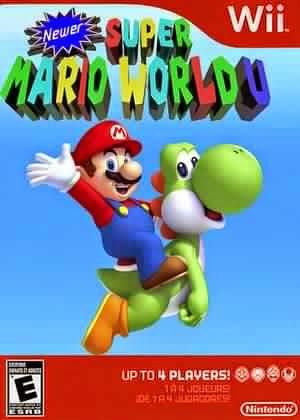 تحميل لعبة new super mario bros u