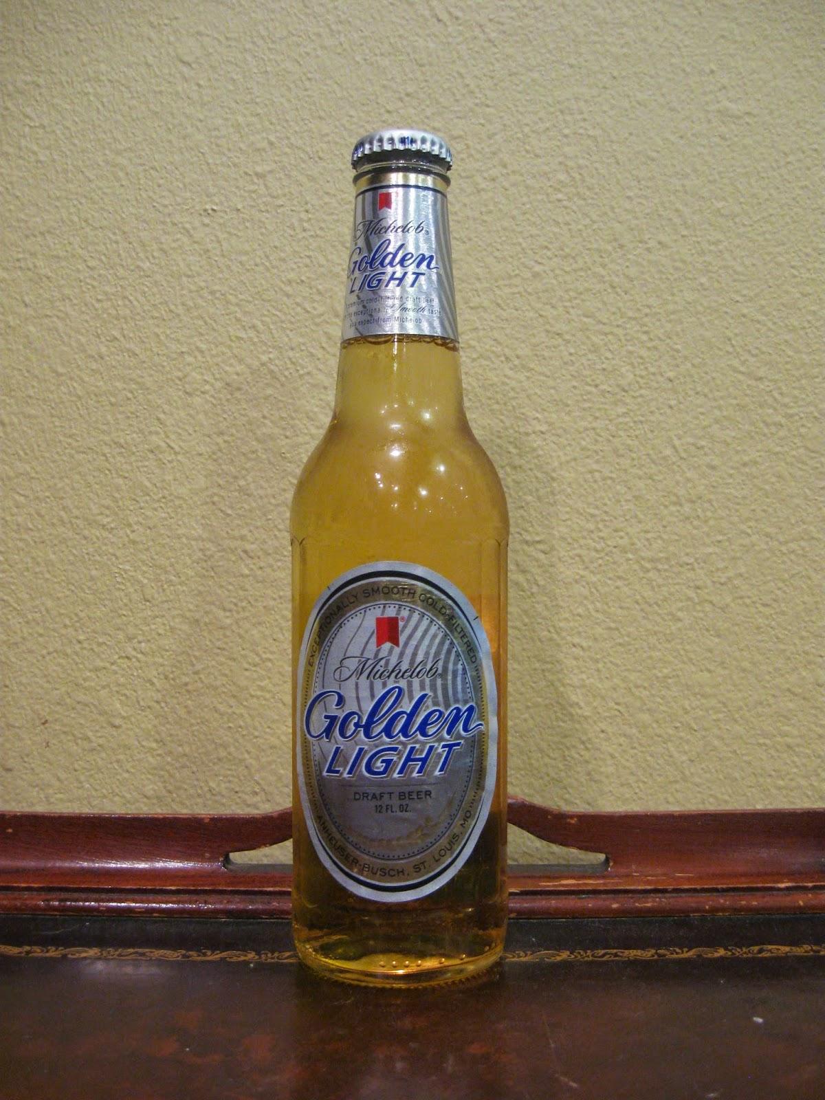 Doing Beer Justice Michelob Golden Draft Light
