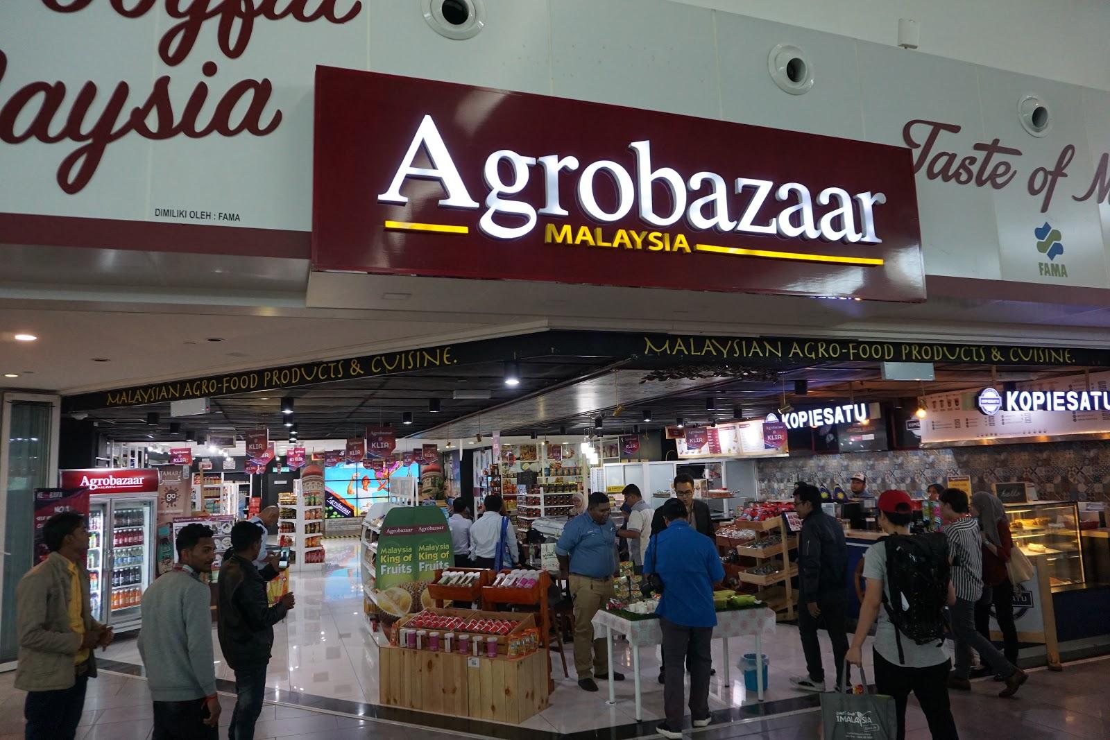 AGROBAZAAR MALAYSIA KLIA2