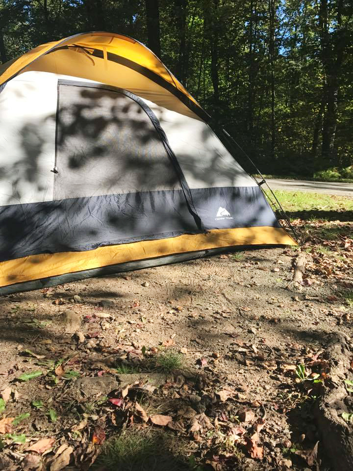 Camping at French Creek State Park | Organized Mess