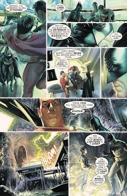 Review del cómic JUSTICIA de Alex Ross - ECC Ediciones
