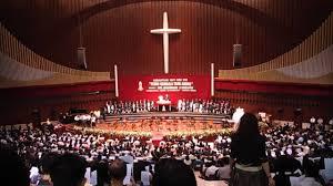 Daftar Gereja Terbesar-Di Indonesia