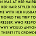 Joke Of The Day! A Woman Came To Hairdresser Who Was Jealous Of Her Trip With Husband To Rome