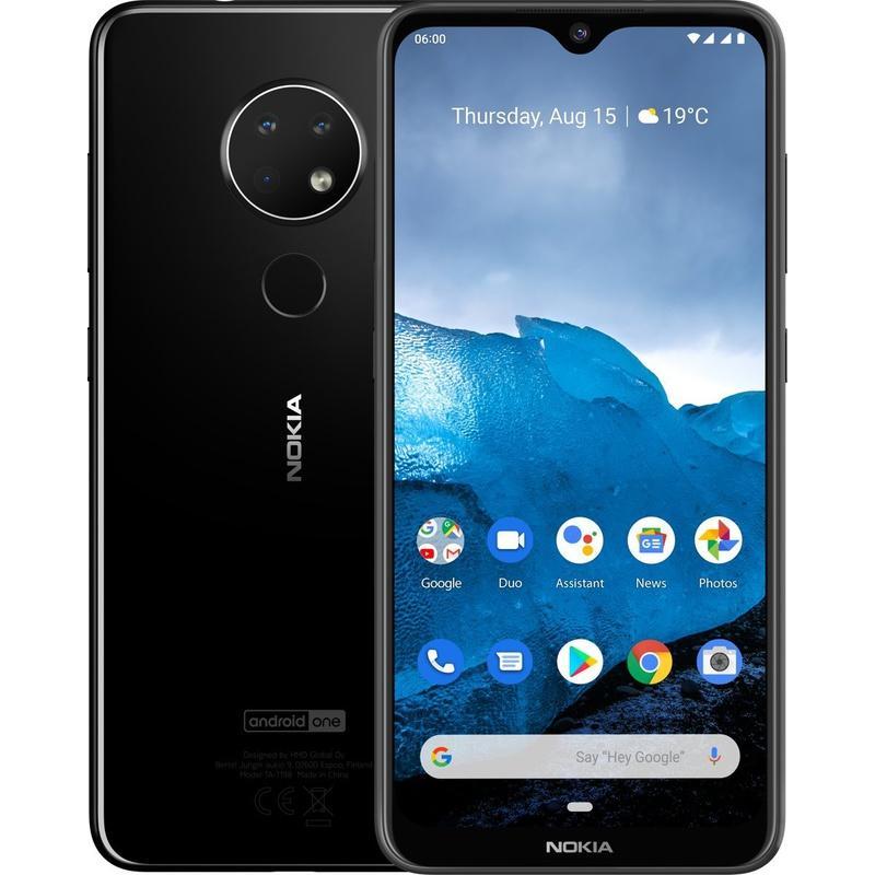 Nokia 6.2 Review: Screen Quality