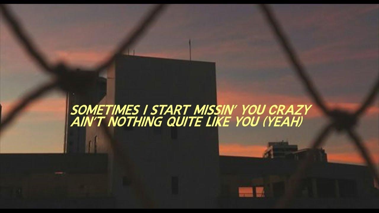 Missin u lyrics