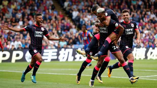 Huddersfield Town vs Crystal Palace
