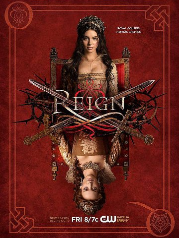 Reign Saison 3