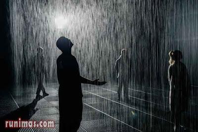 doa ketika turun hujan dan petir