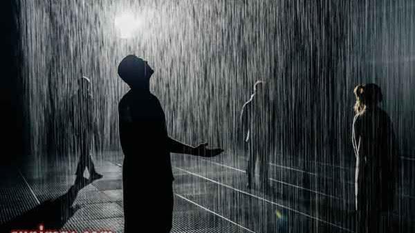 Bacaan Doa Ketika Turun Hujan dan Petir Mustajab