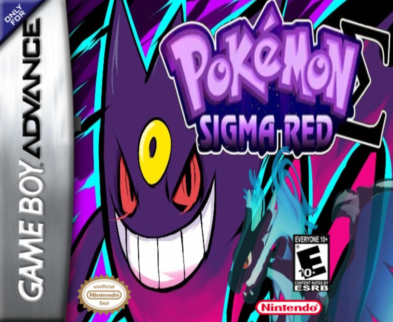 Pokémon Sigma Red ROM GBA