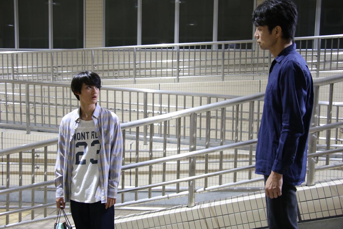 Love Mooning film - Kunitoshi Manda
