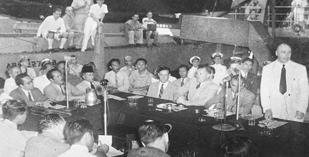 Komisi Tiga Negara (KTN) dan Perjanjian Renville