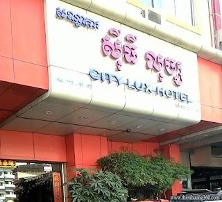 Khách sạn City Lux Hotel Campuchia