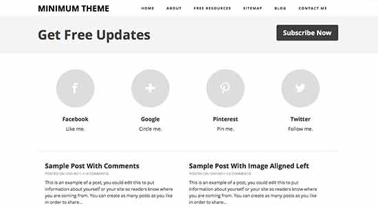 Minimum-Free-Blogger-Template-By---In-Hindii
