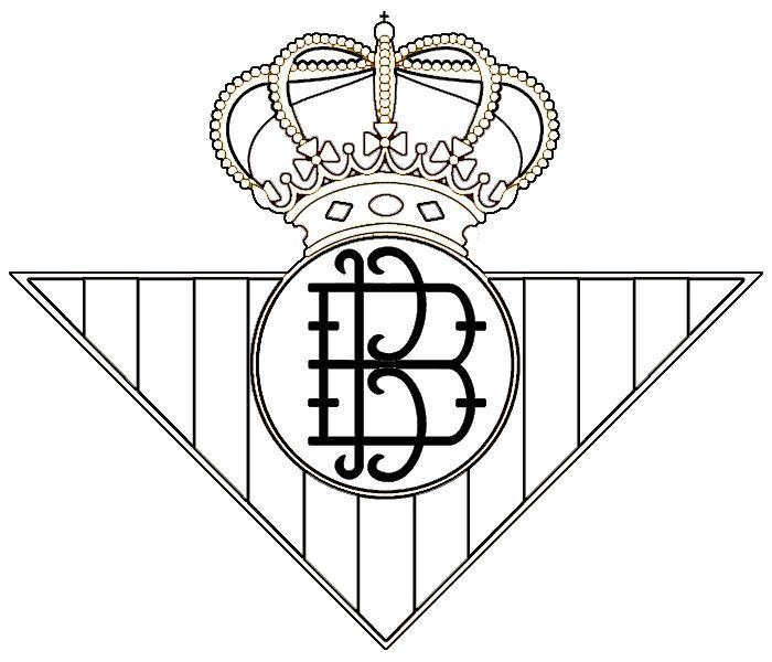 Dibujos Del Escudo Del Barcelona Para Colorear E Imprimir