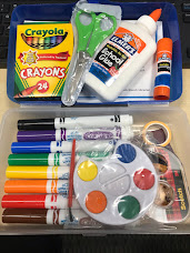 Arts and Crafts supply kit