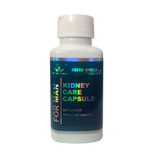 Green World Kidney Care Capsule For Man