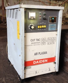 Máy cắt plasma cut 120 Daiden