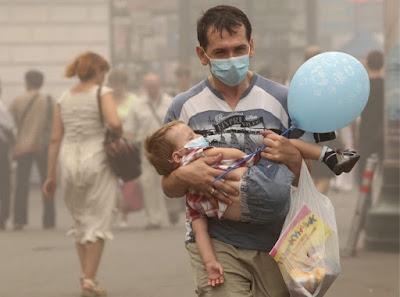Enfermedades contaminación ambiental