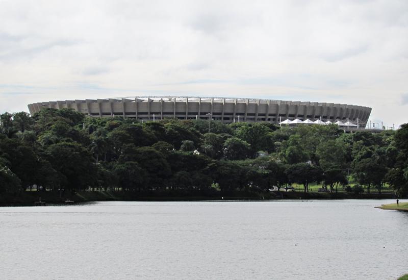 O que fazer em Belo Horizonte: Estádio do Mineirã
