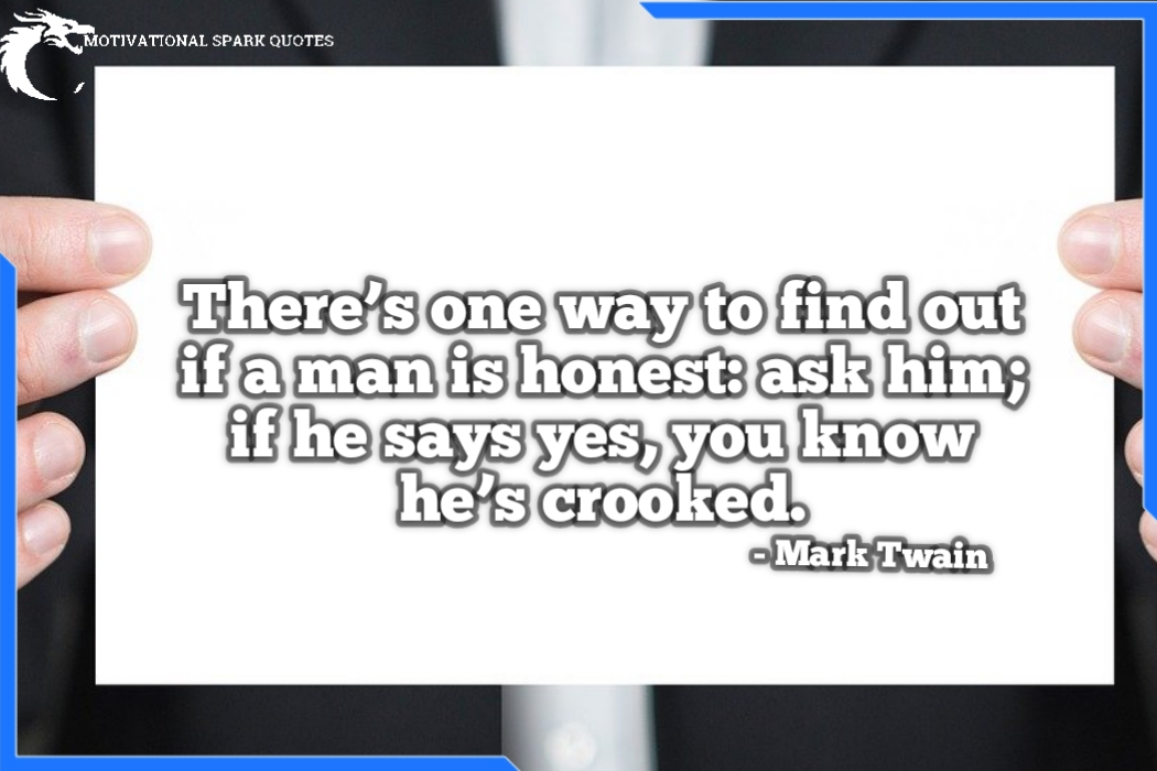 Quotes of Mark Twain