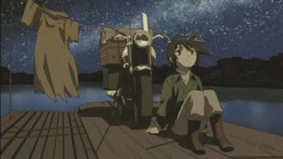 Kino's Journey (2003) - AFA: Animation For Adults | Animation News ...