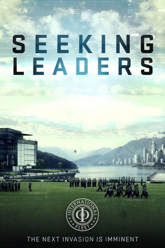 Ender's Game ~ Seeking Leaders | A Constantly Racing Mind