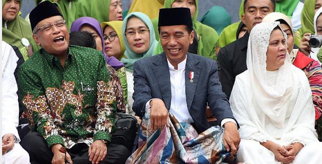 Nahdlatul Ulama `Dikadali` Jokowi?