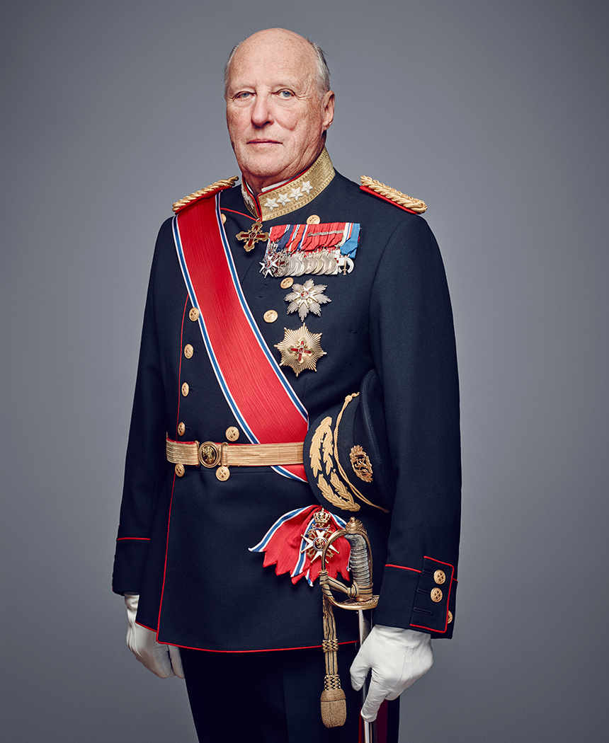 King Herald of Norway celebrated his 84th Birthday