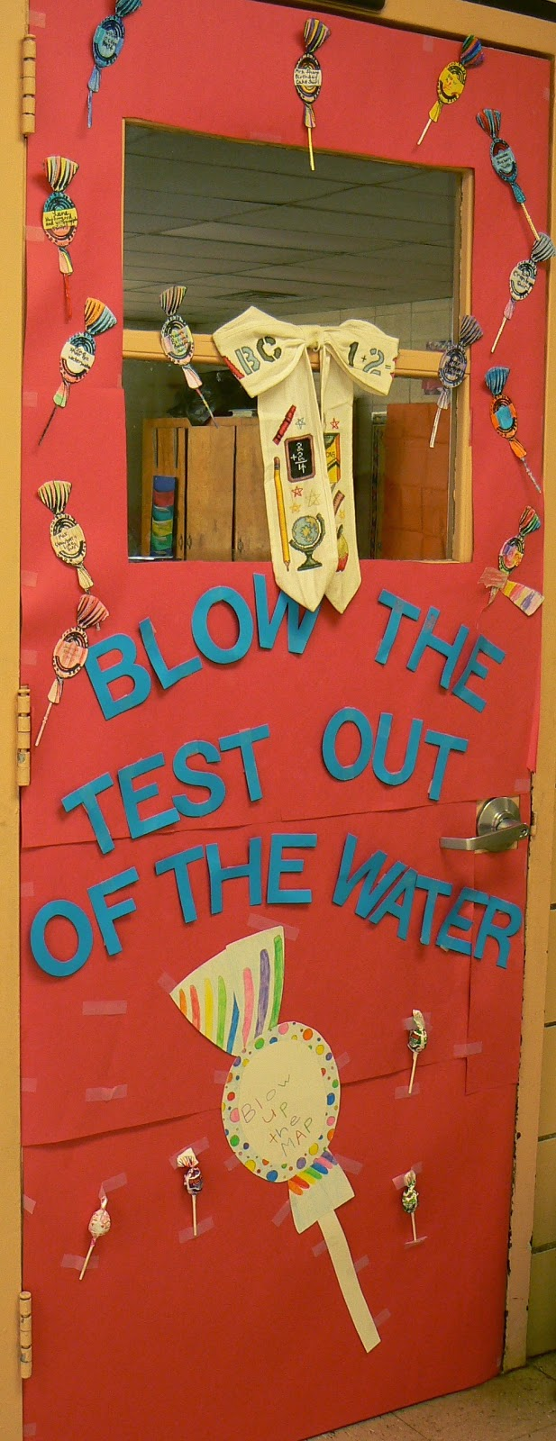 Salleeb S Kitchen A Candy Themed Classroom Door