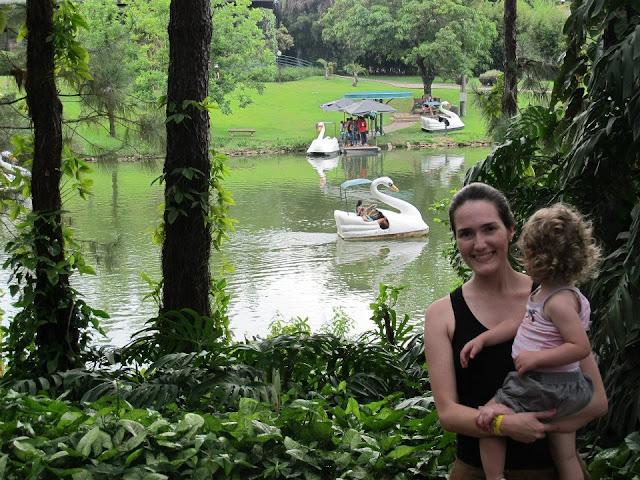 Passeio em Betim: Parque Vale Verde – Na pracinha