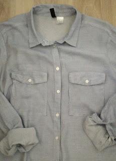 koszula ciążowa cena, koszula do jeansów ciąża