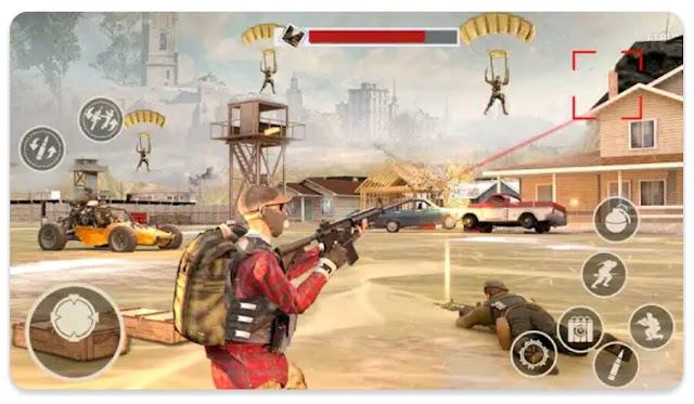 لعبة الرماية Spisial ops combat missions 2019 آخر إصدار  للأندرويد.