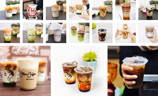 Franchise Minuman Cetroo Coffee