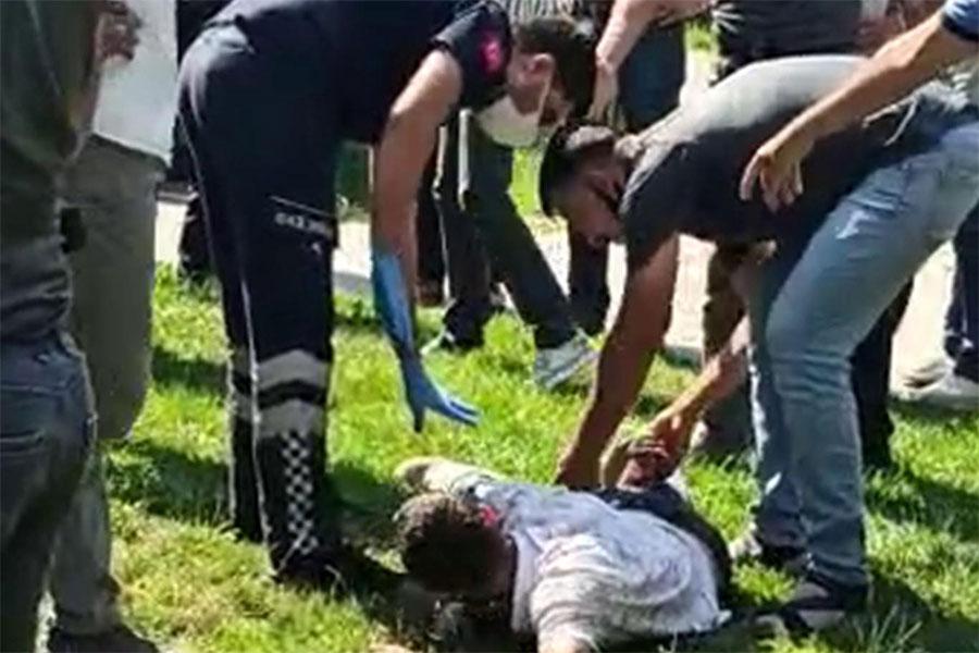 Diyarbakır Sur'da silahlı saldırıda 1 kişi yaralandı