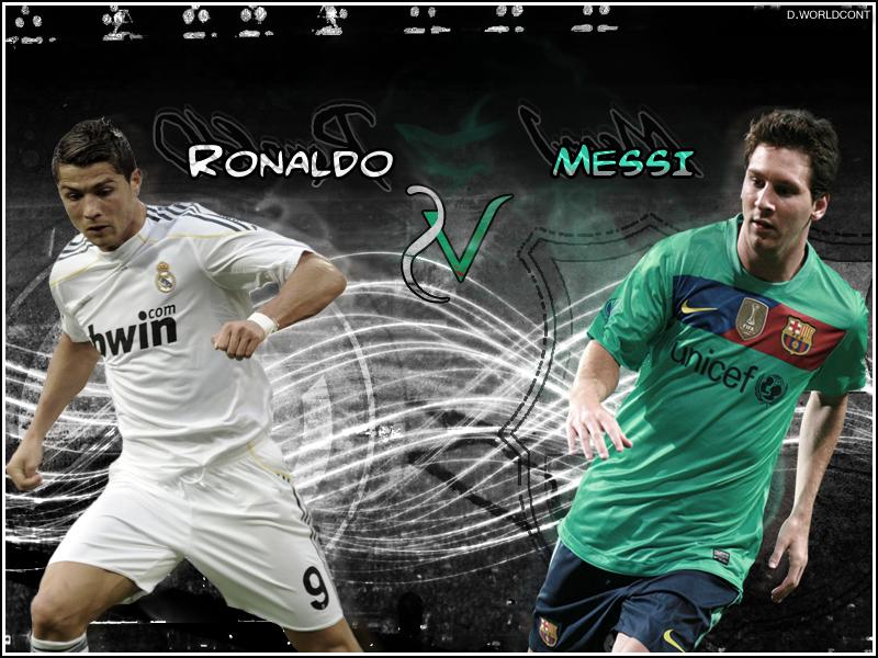 Lionel Messi Vs Cristiano Ronaldo Latest Hd Wallpaper 2013 Latest Hd Wallpapers