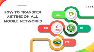 How to transfer airtime on MTN, Airtel, 9Mobile and Glo