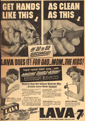 Lava - Get hands like this, as clean as this