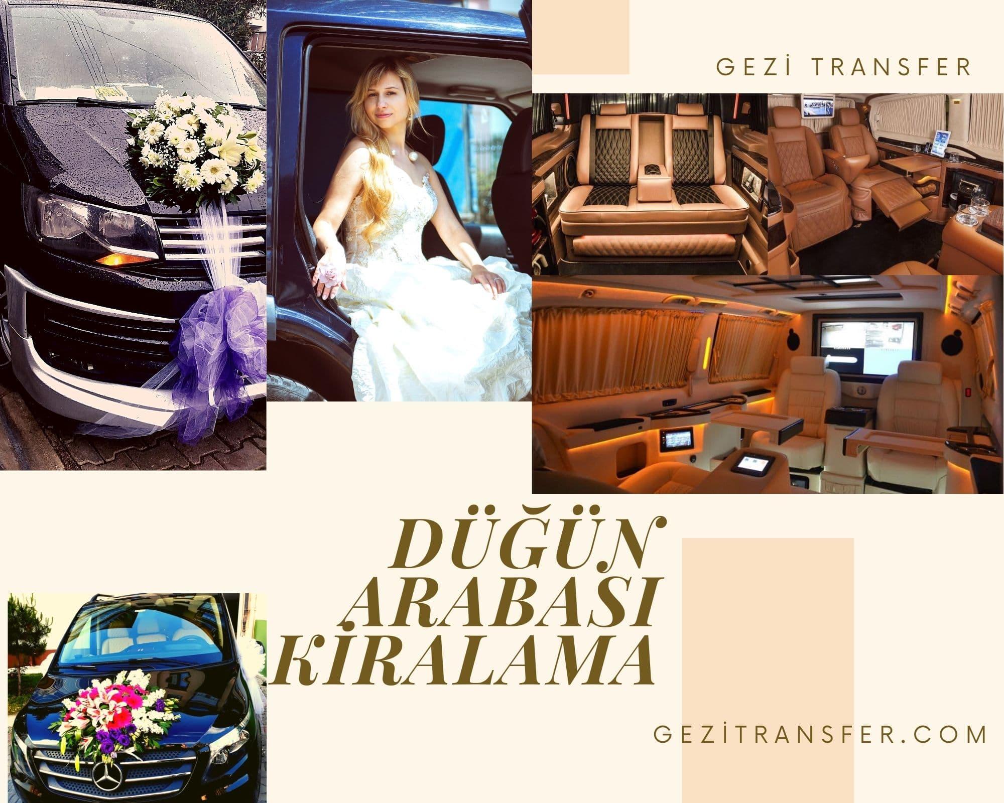 Düğün Arabası Kiralama Şöförlü Gelin Arabası Kiralama  VIP Düğün Arabası  VIP Gelin Arabası Kiralama Fiyatları