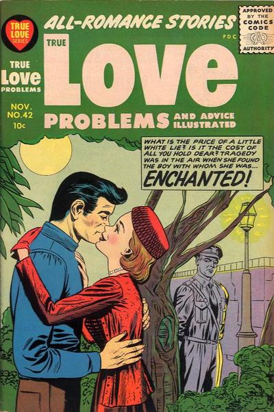Jack Kirby True Love Problems