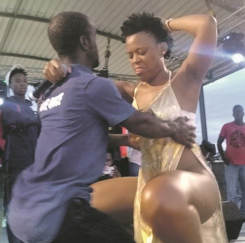 Zambia deports South African dancer, Zodwa Wabantu for performing without wearing pant