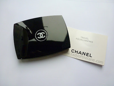 Chanel Travel Aqualumieres