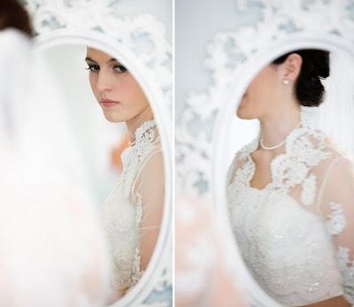 decora tu boda con espejos