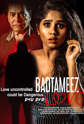 Badtameez Love (2021) Hindi 720p | 480p HDRip x264 850Mb | 350Mb